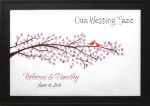 tree signing for wedding thumbprint wedding guestbook tree sle thumbprint guestbooks thumbprint wedding trees