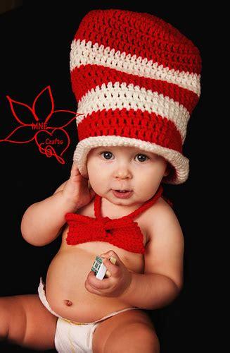 crochet pattern cat in the hat ravelry dr seuss cat in the hat hat bow tie pattern