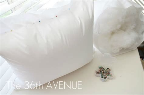 How Much Do Pillows Cost by Craft Tip Bed Pillow Into Two Throw Pillows U Create