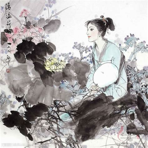 china painting the history of paintings