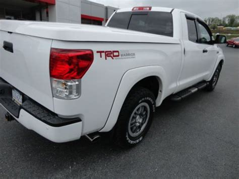 Toyota Tundra Trd Exhaust Sell Used Certified 2012 Tundra Cab Trd Rock