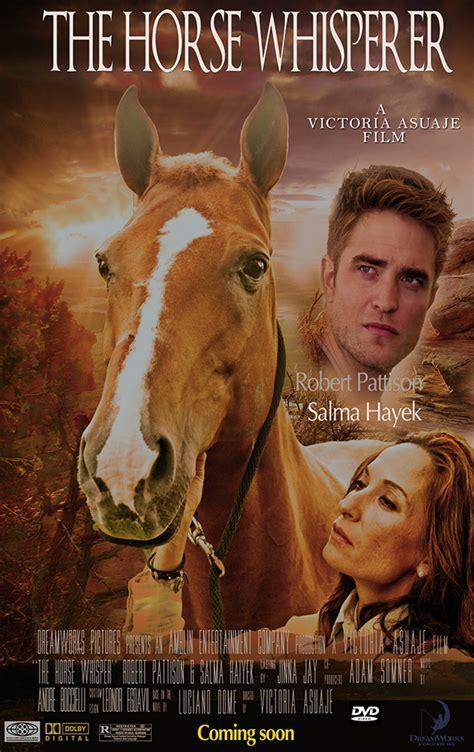the whisperer movie poster quot the horse whisperer quot on behance