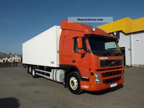 volvo fm9 specifications volvo fm9 300km 2005 refrigerator truck photo and specs