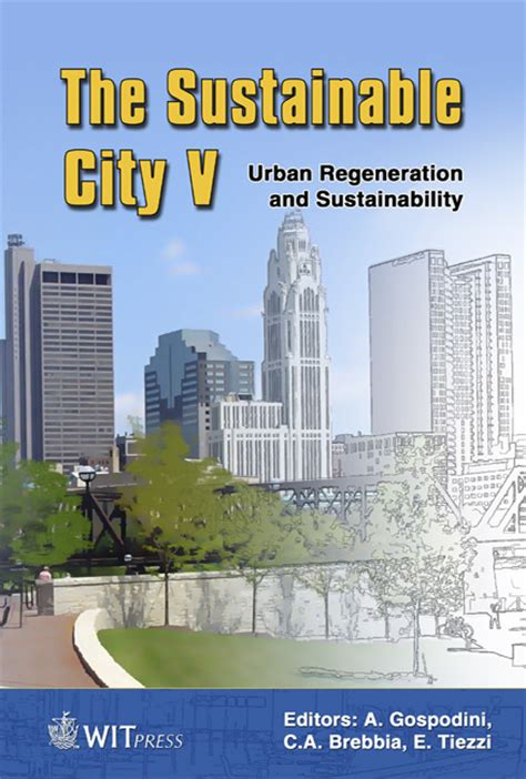 the sustainable city books the sustainable city v