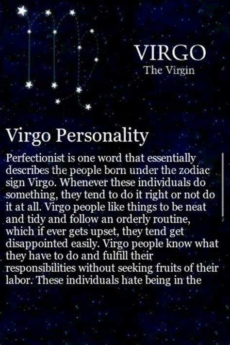 virgo zodiac sign meaning google search us pinterest