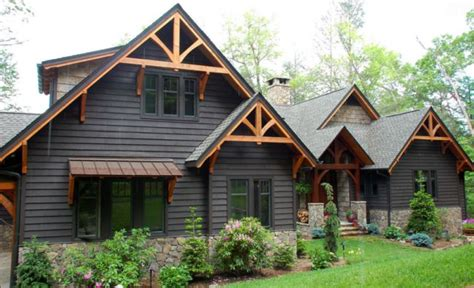 log siding in tin paint black add detail at roof line tin roof awning