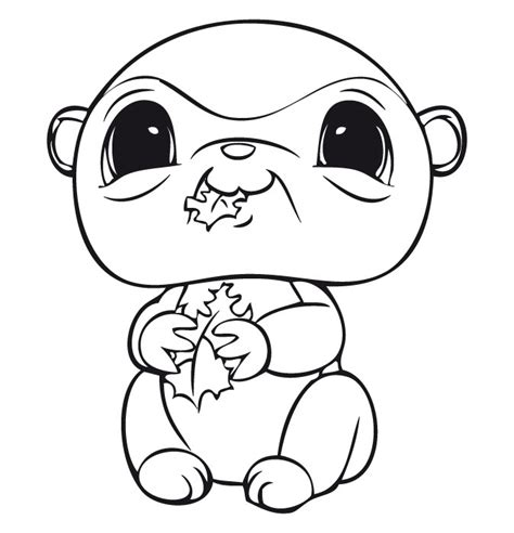 coloring pages of littlest pet shop dogs 17 best images about lps on pinterest coloring littlest