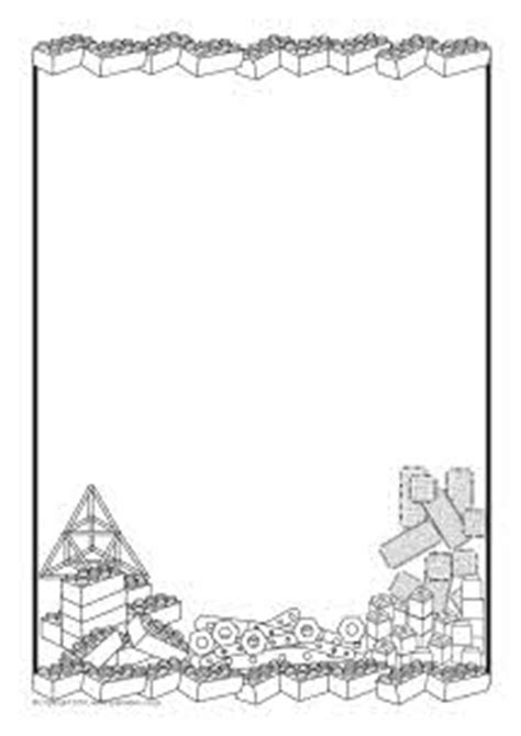 printable area in a4 construction area a4 page borders black and white