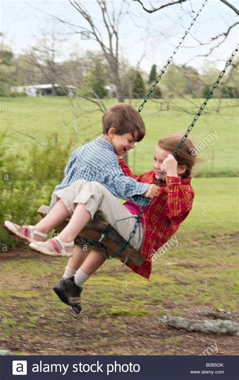 sister swing south carolina york brother and sister swing together on