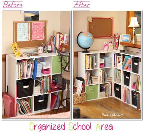 organization for room homeschool organization our newly organized school room
