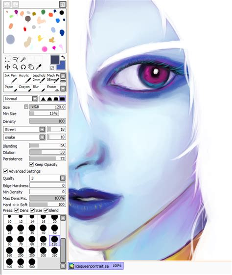 paint tool sai pack paint tool sai brushes pack ggettmk