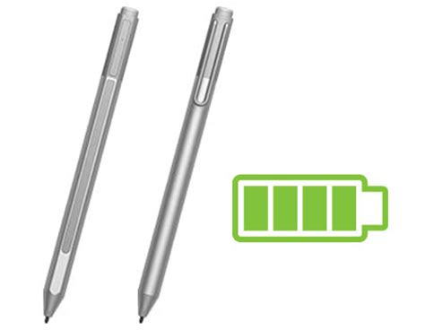 surface pen 3 battery microsoft surface pen and tip kit silver price review