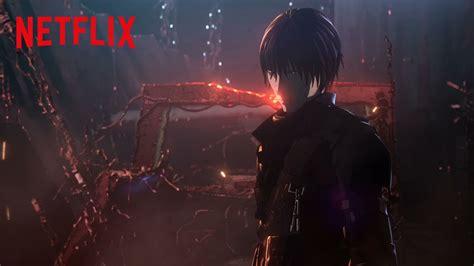 film anime 3d jepang terbaik 劇場アニメ blame ブラム netflixで全世界独占配信 youtube