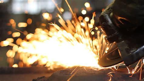 lada acetilene metal worker footage stock