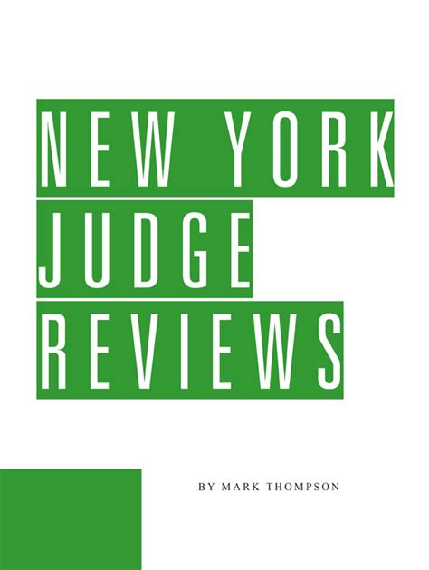 New York State Criminal Court Records New York Judge Reviews And Court Directory