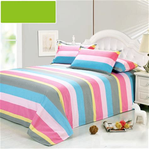 100 cotton bed sheets 1pc fitted sheet mattress cover twin full queen king size