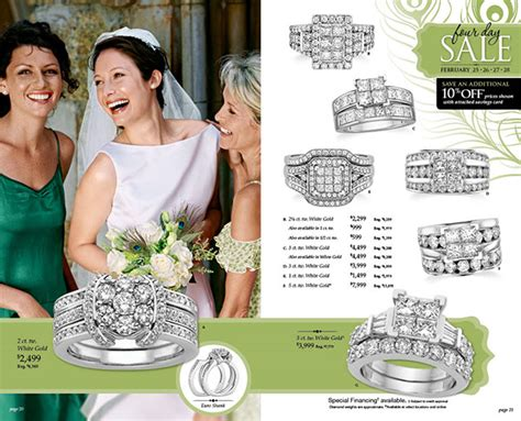 Brautmoden Katalog by Catalog 2011 Fred Meyer Jewelers On Behance