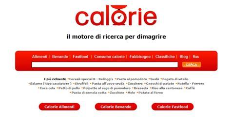 calcolo alimenti calorie come calcolare calorie alimenti come fare tutto