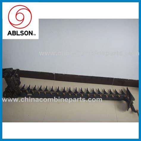 Pisau Bar Cutter cutter bar mesin pemotong untuk combine harvester mesin pemotong rumput id produk 2013392162