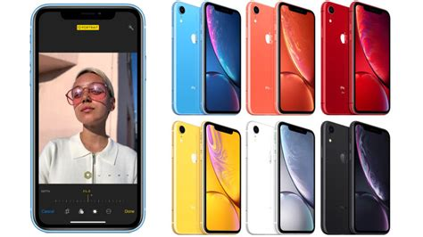 apple iphone xr the cheaper more colorful iphone
