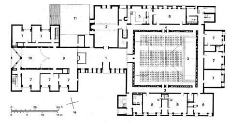 philip amsterdam floor plan plans of architecture unitarian church and school