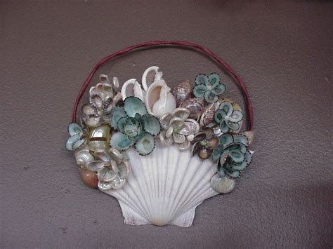 how to decorate with seashells basket craft petticoat 1000 images about sea shells on pinterest