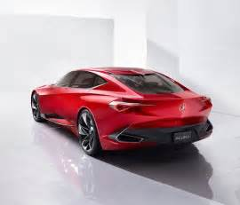 Acura Concept Cars Concept Cars Preview Future Vehicles With No Side Mirrors