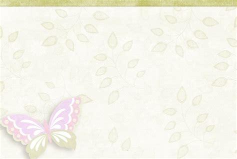 Blank Wedding Invitation Cards