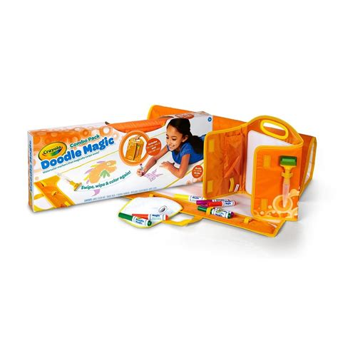doodle magic new doodle magic combo pack markers mat eraser
