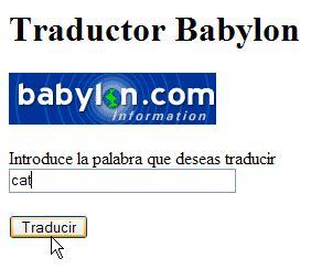 que es layout traductor formulario de traducci 243 n de babylon