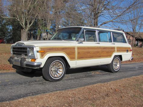 classic jeep wagoneer rare classic jeep grand wagoneer low miles classic jeep