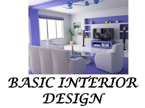basic interior design basic interior design