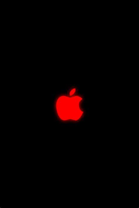 red crystal apple logo iphone wallpaper iphones ipod red apple iphone wallpaper by ncbateman on deviantart