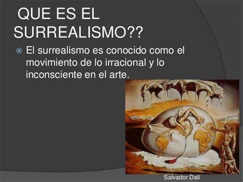 imagenes surrealistas definicion el surrealismo en la pintura