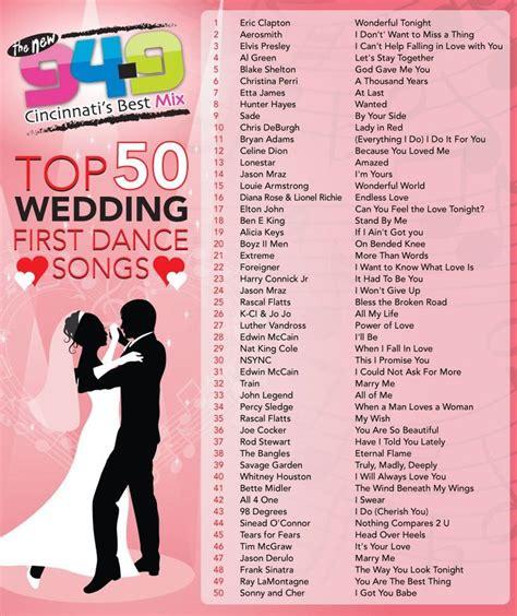 best 25 best wedding reception songs ideas on pinterest best