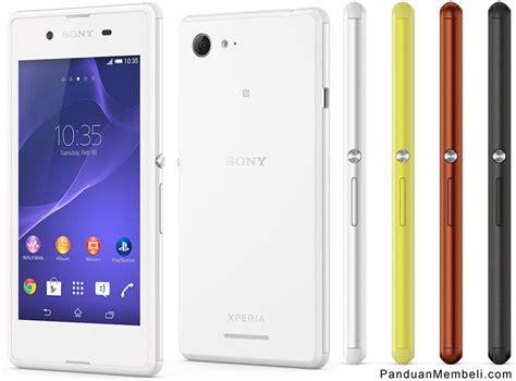 Hp Android Sony Xperia E3 7 hp android di bawah 2 juta pilihan terbaik panduan membeli
