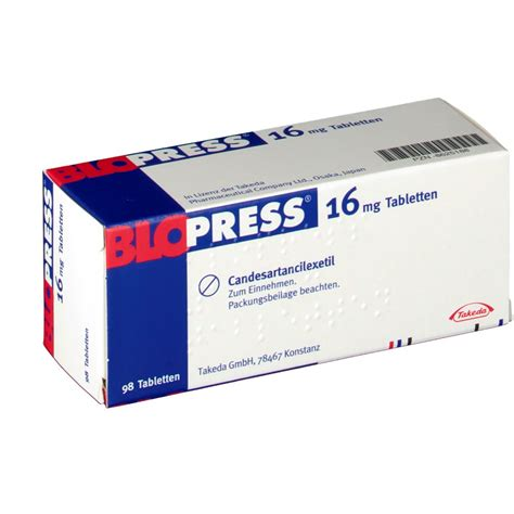 Blopress 16 Mg Tablet blopress 16 mg tabletten shop apotheke