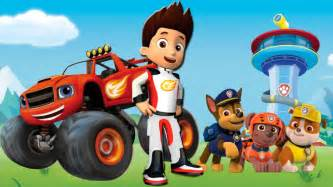 Paw patrol se disfraza blaze and the monster machines en espa 241 ol