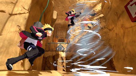 boruto game naruto to boruto shinobi striker video game wallpaper hd
