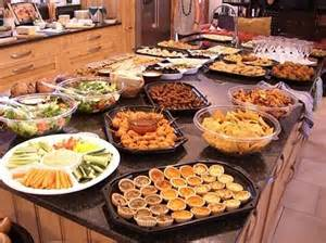 buffet of buffets fusion functions events buffets