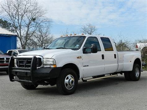 buy   ford   crew cab long bed dually