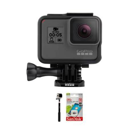 Gopro 4 Hitam jual gopro 5 black 4k ultra hd lcd 2 waterproof