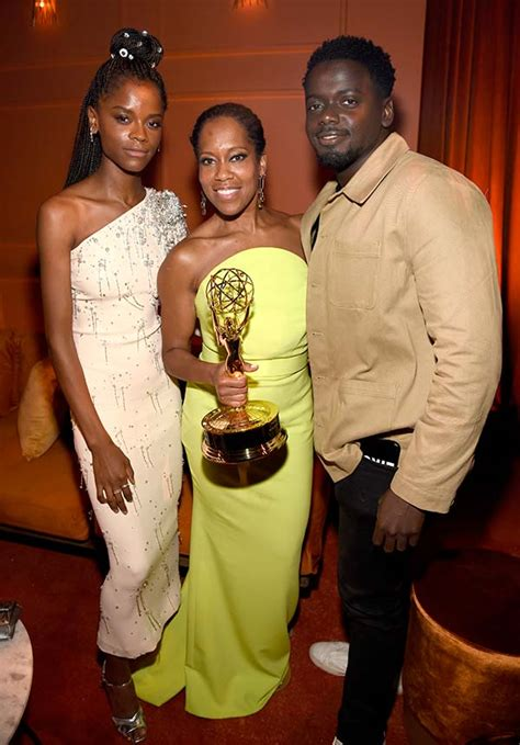 letitia wright emmy 2018 all the best photos from the emmys governors ball and