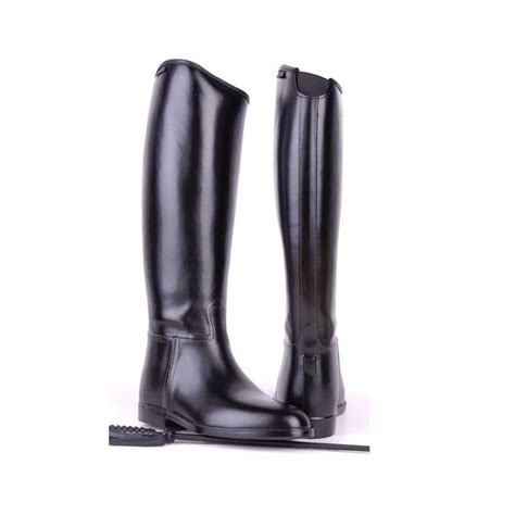 mens wide calf boots hkm s synthetic leather boots