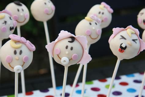 Decorating Cake Pops by Baby Shower Cakes Baby Shower Cake Pop Decorating Ideas