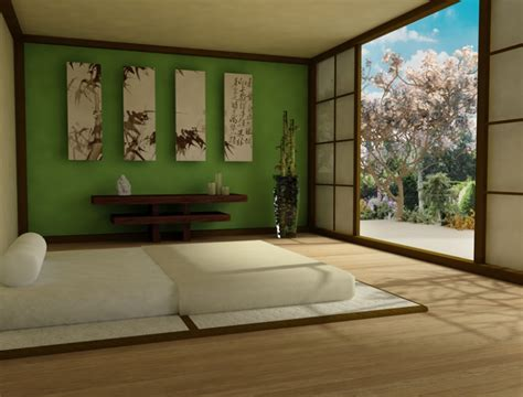 Japanese Bedroom Design Ideas 36 Relaxing And Harmonious Zen Bedrooms Digsdigs