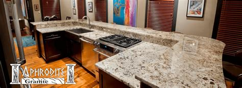 St Louis Countertops by Aphrodite Granite Granite Countertops St Louis Area