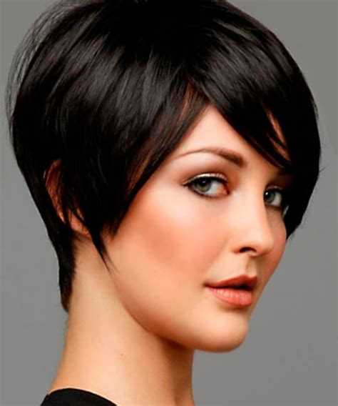 bangs for oblong faces and thick hair short haircut for thick hair and oval face hairsstyles co