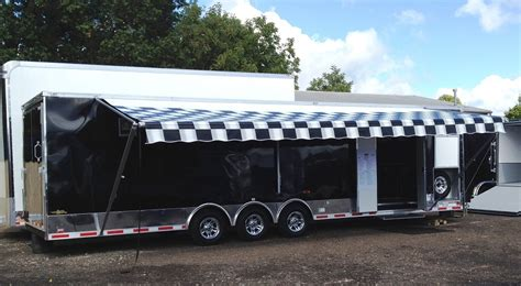 trailer awnings awning