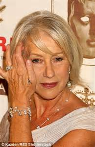tattoo on helen mirren s hand middle aged women like samantha cameron are the biggest